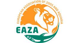 Logotipo Asociación Europea de Zoos y Acuarios - EAZA