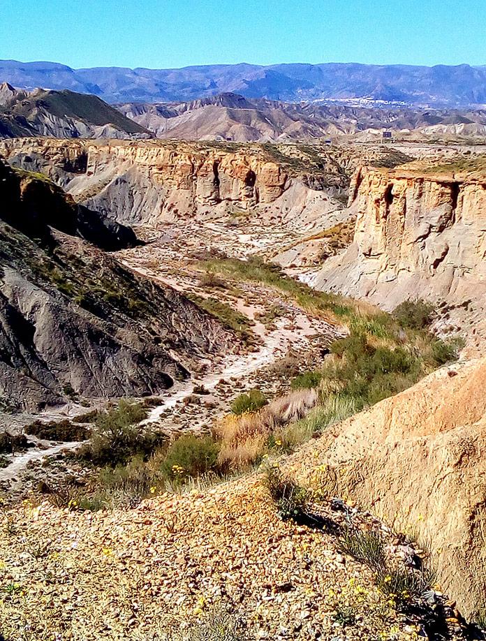 Desierto de Tabernas - Oasys MiniHollywood