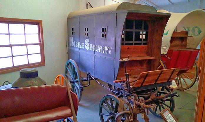Museo de carruajes