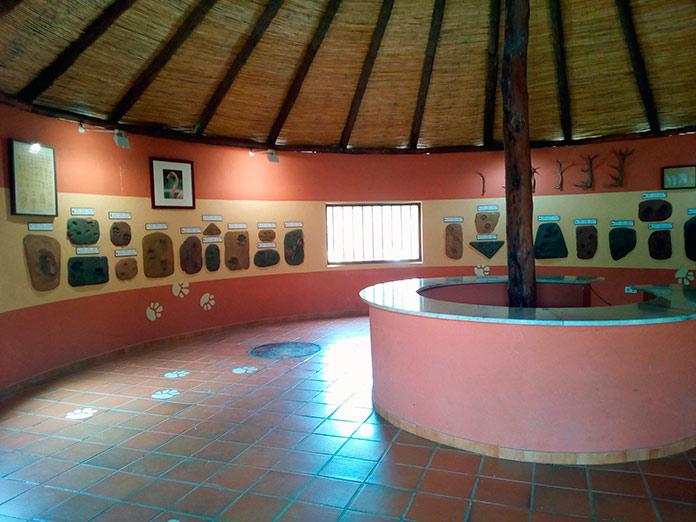 Museo de la Huella de Oasys MiniHollywood