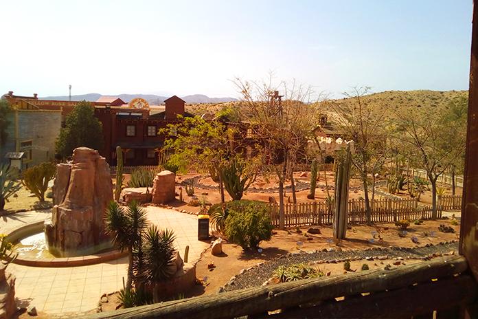 Jardín de Cactus Oasys MiniHollywood