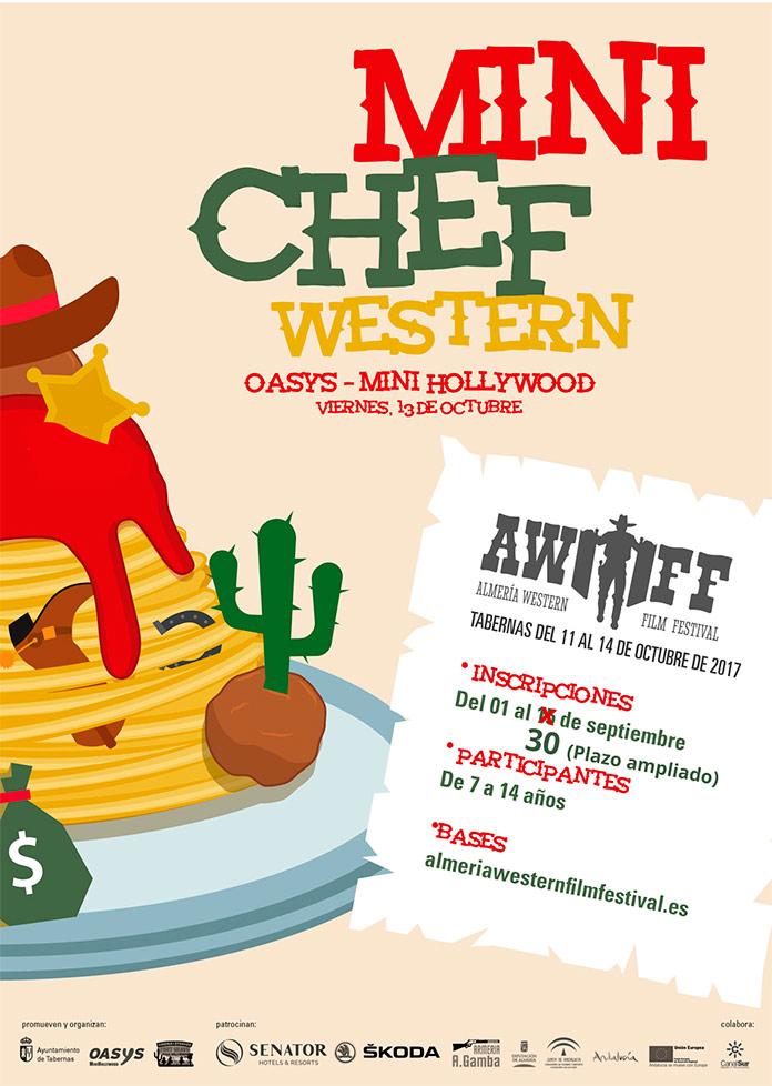 Mini Chef Western