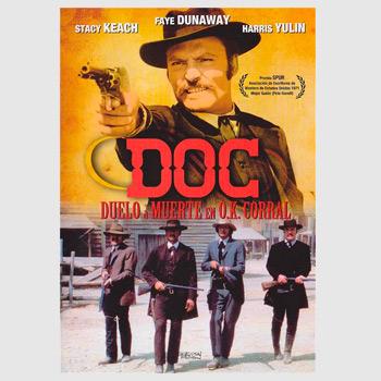Doc, duelo a muerte en OK corral