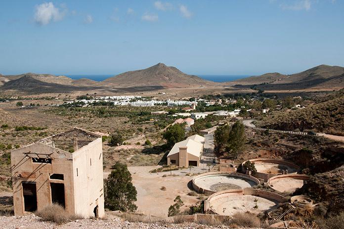 Fiebre del oro en Almería