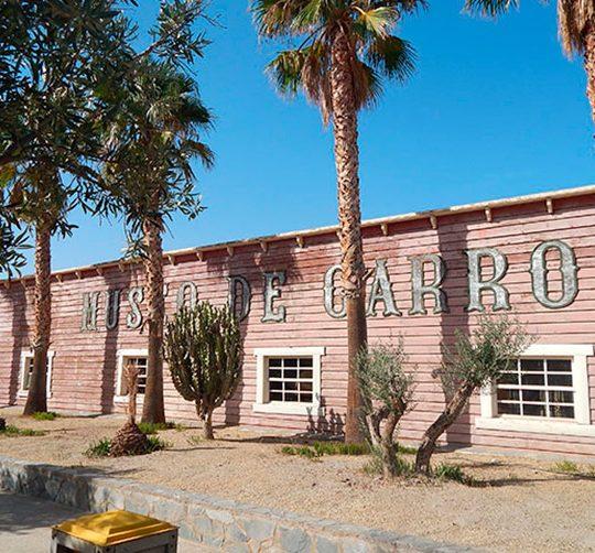 Museo de carruajes Oasys
