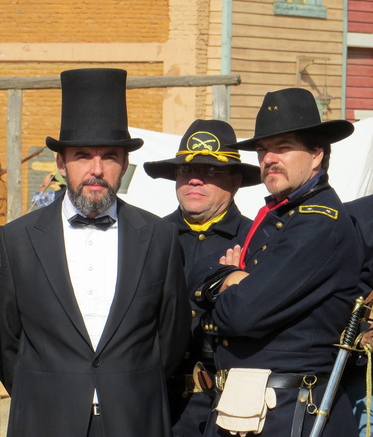 Old west history Oasys MiniHollywood