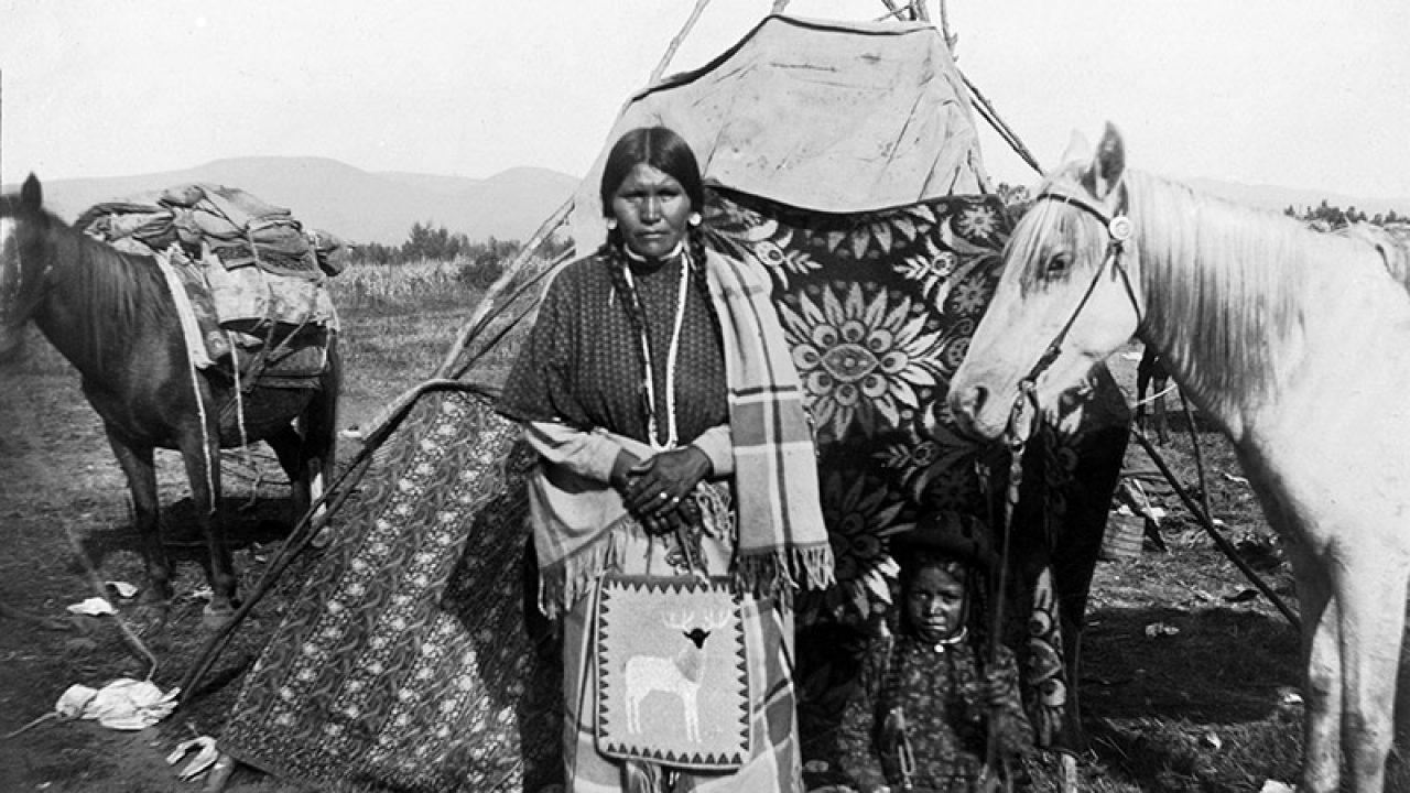 Indios Americanos Cómo Eran Los Nativos Americanos En El Oeste