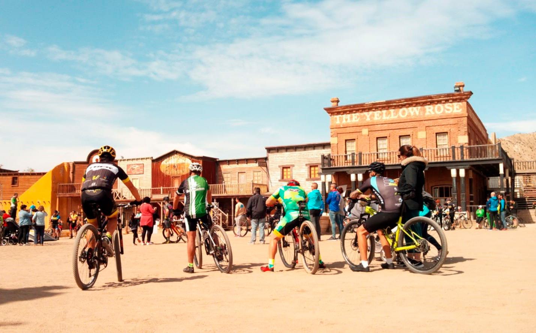 Tabernas Bike Desert