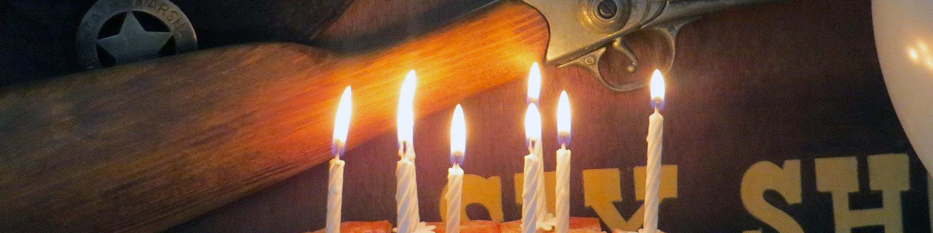 cumpleaños en oasys minihollywood