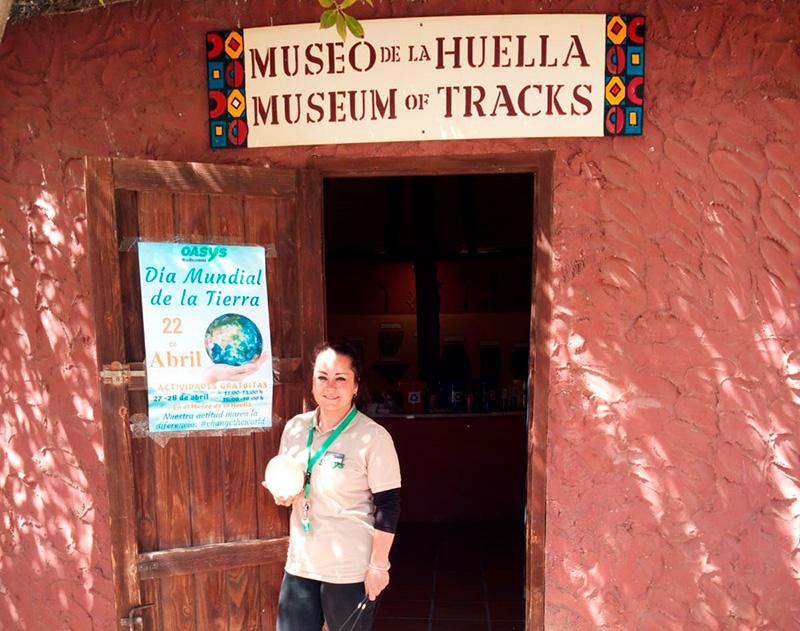 Museo de la huella