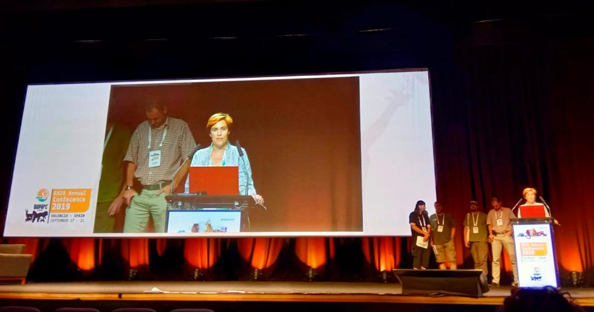 Conferencia Anual EAZA 2019