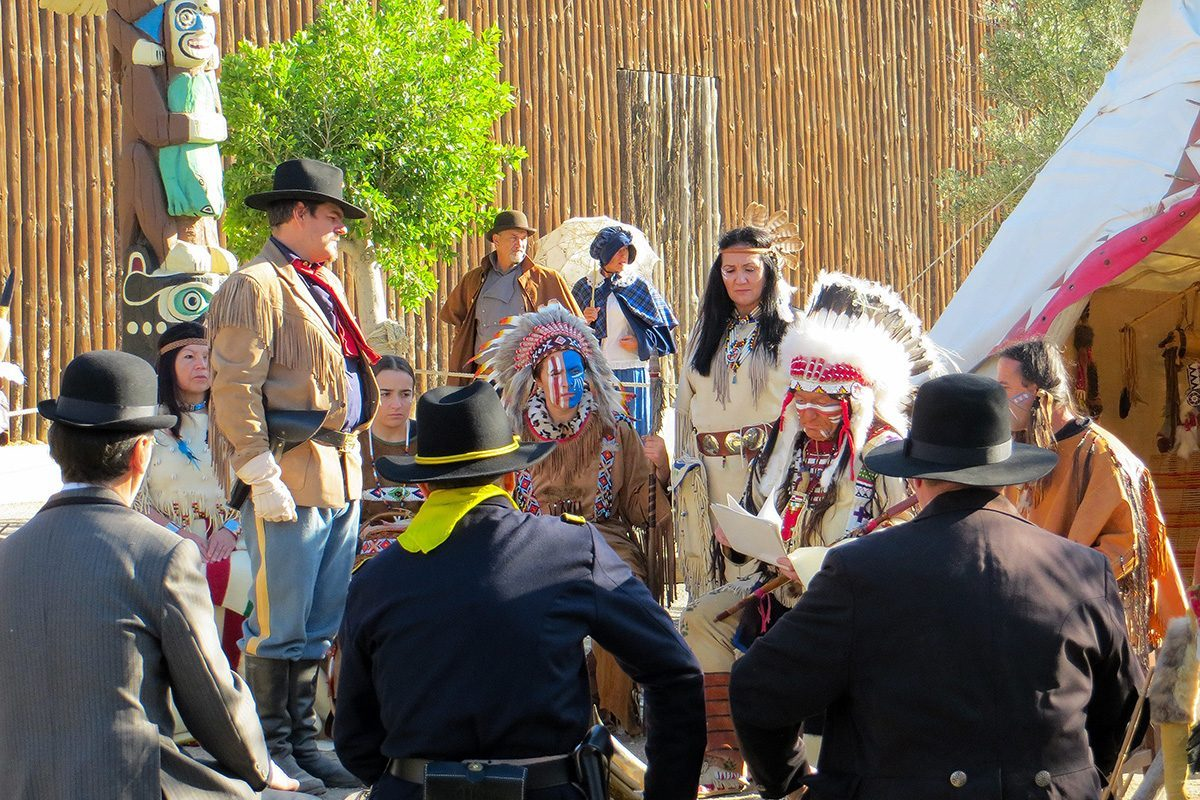 Characters of Far West